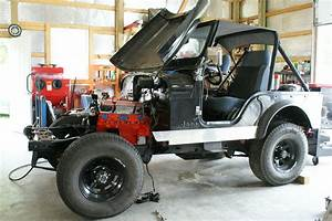 Peck U0026 39 S Customs  Update On The 78 Cj5 Jeep Conversion