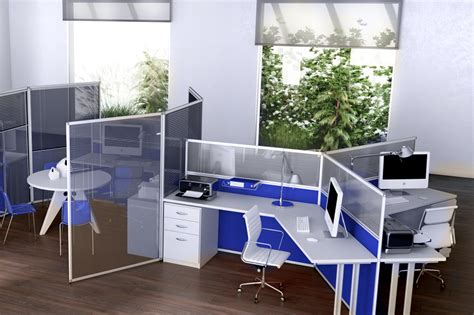 cloisons de bureaux cloisonnette gamme elégance aménagez vos espaces de