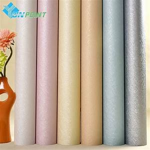 3m solid silk self adhesive wallpaper for living room tv for Kitchen colors with white cabinets with film reel wall art