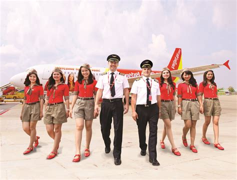 cabin crew opportunities a great opportunity to join vietjets cabin crew news