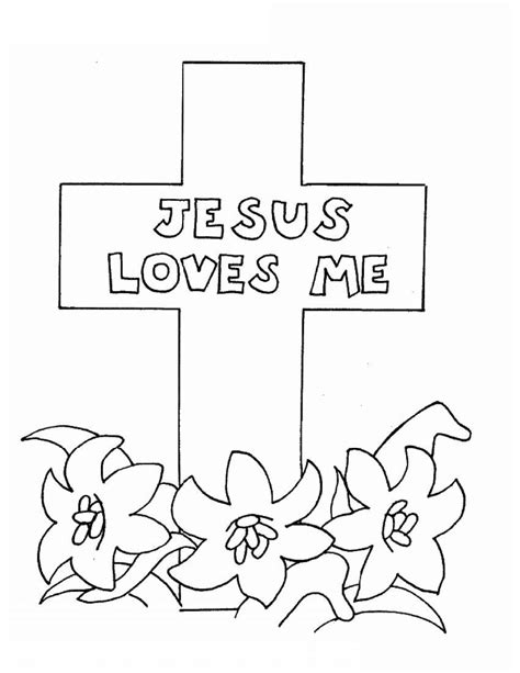 jesus color pages jesus loves  coloring pictures