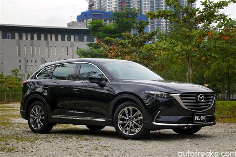 Review Mazda Cx 9 by Test Drive Review 2017 Mazda Cx 9 Autofreaks