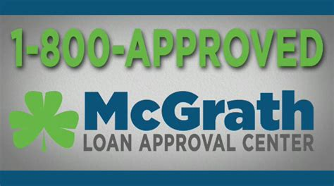 Introducing The Mcgrath Loan Approval Center