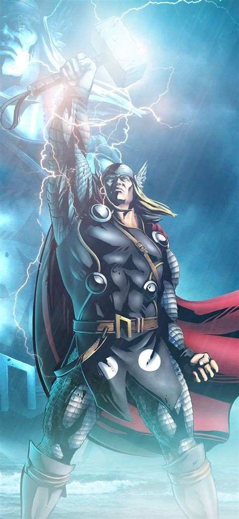 iPhone Ultra HD Thor Wallpapers - Wallpaper Cave