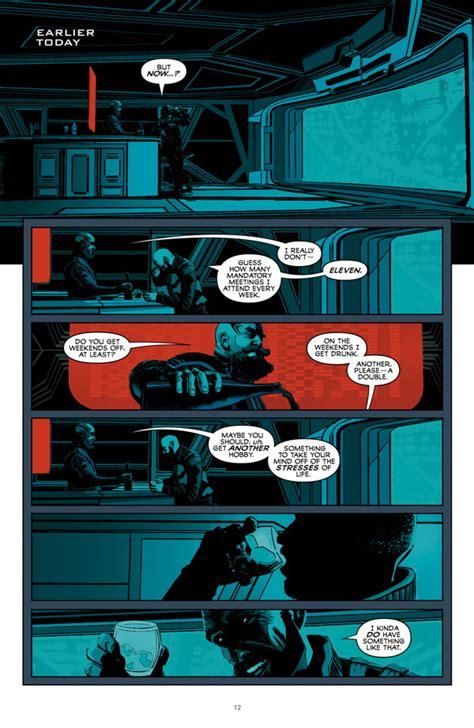 eve true stories hc profile dark horse comics