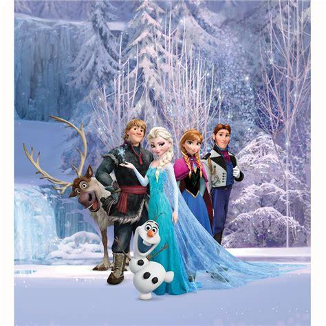 rideaux de chambre adulte disney princess la reine des neiges papier peint murals