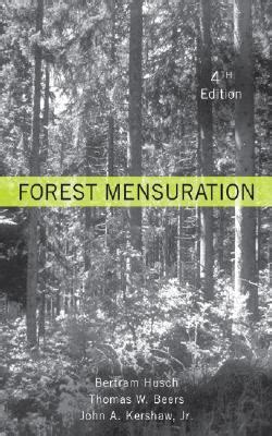 Forest Mensuration 4th Edition  Rent 9780471018506