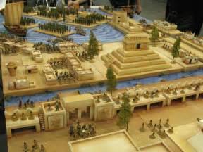 Aztec City Tenochtitlan