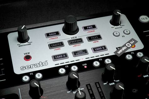 Numark Ns6 First Itch Controller To Get Free Serato Dj