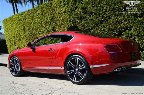 red bentley 2013 quot dragon red quot bentley gt coupe bentleysd