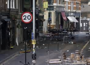 borough market attack londoners are back drinking as borough market pubs re open