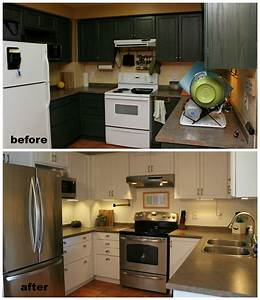 turtles and tails kitchen makeover reveal With kitchen cabinets lowes with flip flop wall art