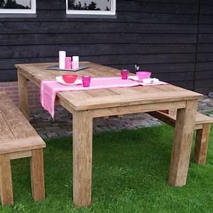 Gartentisch 200 Cm : esstisch evoy 200 x 100 cm gartentisch esszimmertisch dinnertisch garten teakholz massiv new ~ Markanthonyermac.com Haus und Dekorationen