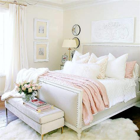 blush bedroom decor glam blush gold bedroom randi garrett design 1749