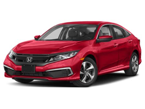 Lease A 2019 Honda Civic Lx