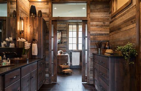 east tennessee modern rustic bathroom samsel architects