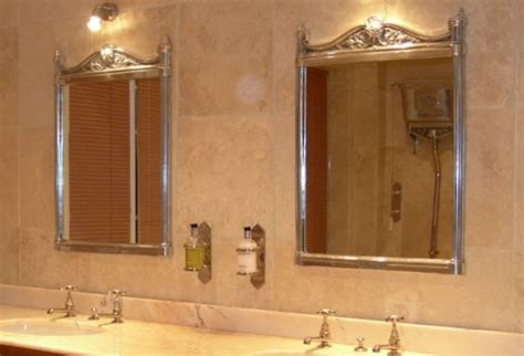 25 Awesome Traditional Bathroom Mirrors Uk