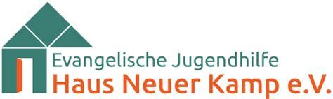 Home  Evangelische Jugendhilfe  Haus Neuer Kamp Ev