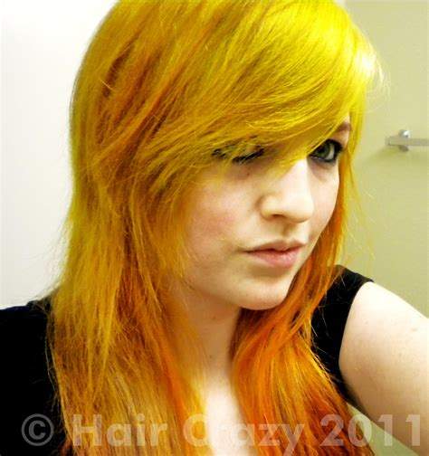 Red Orange And Yellow Hair Forums