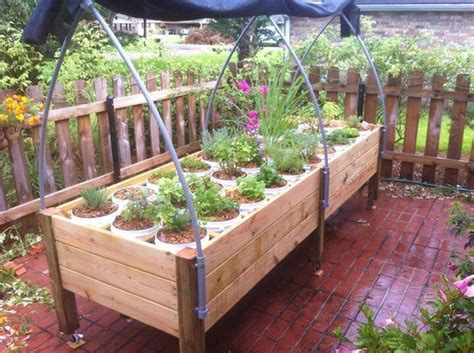 All Season Selfwatering Container Garden System! The Arch