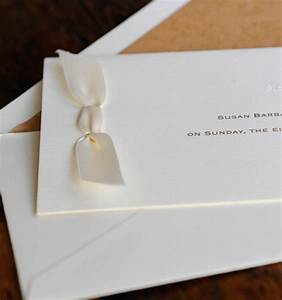 wedding envelopes with ribbon images With wedding invitations with photo and ribbon