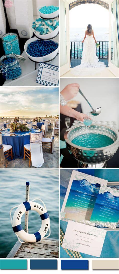 awesome blue wedding color ideas wedding invitations
