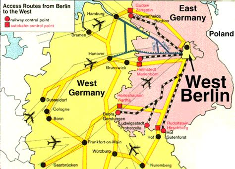 images  places pictures  info germany berlin wall map
