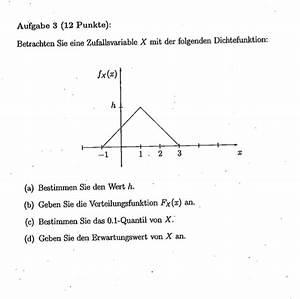 Gleichschenkliges Dreieck C Berechnen : dichte funktion gegeben h bestimmen mathelounge ~ Themetempest.com Abrechnung