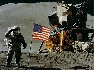 wallpapers: Moon Landing Wallpapers