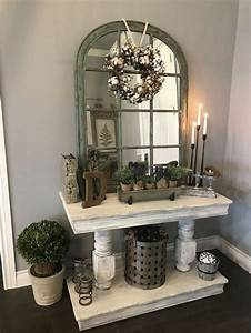 48, Awesome, Modern, Farmhouse, Entryway, Decorating, Ideas