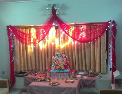 decorating  home  lord ganesha