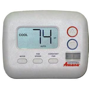 wireless ptac wall remote thermostat ds01e the home depot