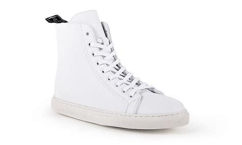 Vegan Sneaker Good Guys Wack White Avesu Shoes