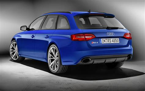 2014 Audi Rs4 Avant Nogaro Selection Introduced