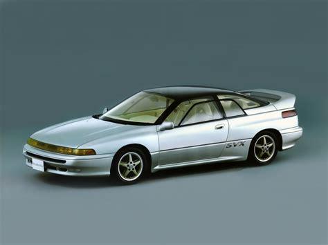 subaru svx subaru svx concept 39 1989
