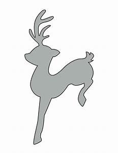 Elch Basteln Vorlage : 30 bastelvorlagen f r weihnachten zum ausdrucken ~ Lizthompson.info Haus und Dekorationen