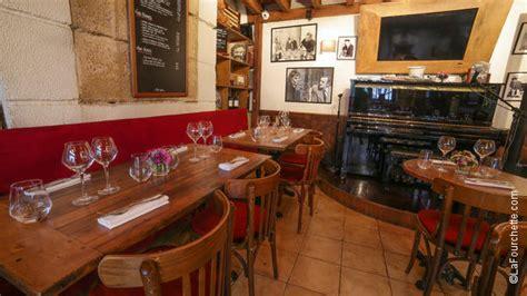 restaurant au port du salut 224 75005 quartier michel germain des