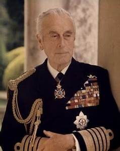 NPG x30168; Louis Mountbatten, Earl Mountbatten of Burma ...