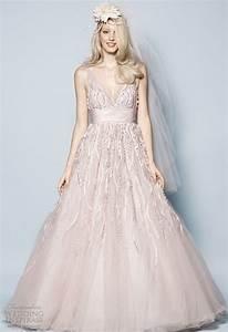 22 nice pastel wedding dresses navokalcom With pastel wedding dress
