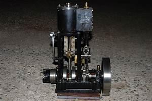 Taylor Vertical Steam Launch Engine 2quot X 2quot Cylinder