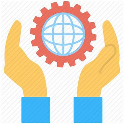 Project Management Governance Icon Corporate Development Icons