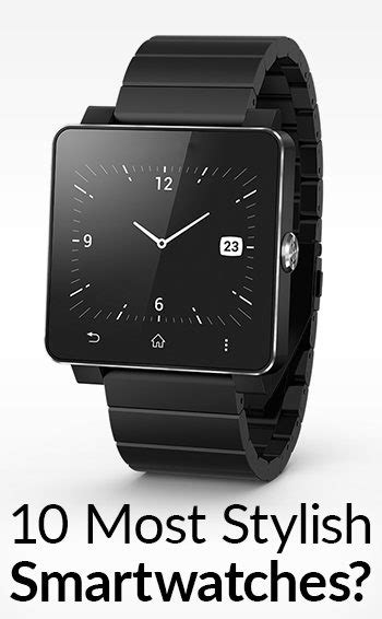 A Man's Guide To Smartwatches  Can A Smart Watch Be