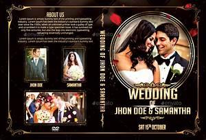 Wedding DVD Cover by ashuras_sharif | GraphicRiver