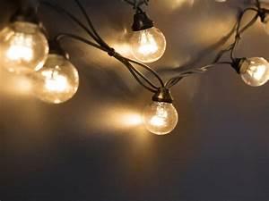 Guirlande Lumineuse Led Exterieur : guirlande guinguette achat vente de guirlande pas cher ~ Melissatoandfro.com Idées de Décoration