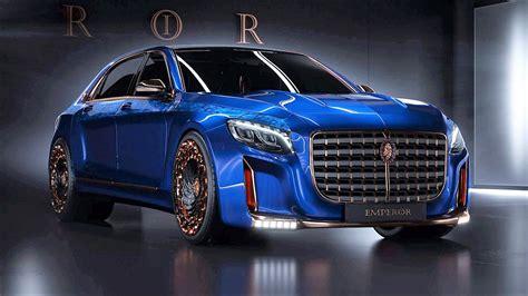 Mercedes Maybach Brabus Emperor 2016