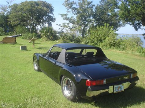 Brumos Racing Built Porsche 914/6 Gt