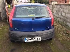 2001 Fiat Punto For Sale In Clane  Kildare From Scottjosh