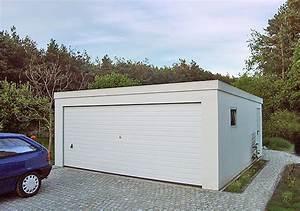 Fertiggaragen Aus Holz : blechgarage omicroner garagen ~ Articles-book.com Haus und Dekorationen