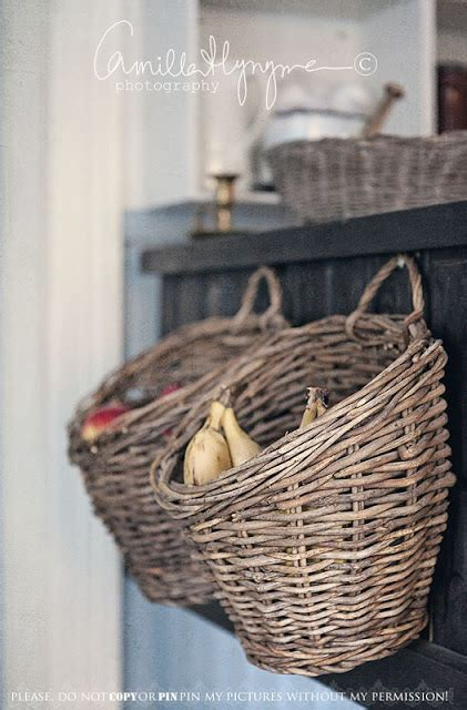 hanging baskets for kitchen so clever hanging baskets in the kitchen or anywhere