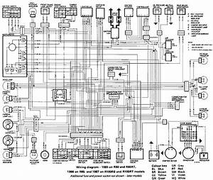 Bmw R80  R80rt  R65  R100rs And R100rt 1985